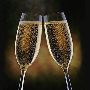 Pomysły na drinki z szampanem