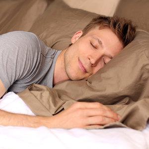 Ułóż się odpowiednio do snu