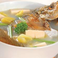 Jak ugotować zupę rybną z karpia?