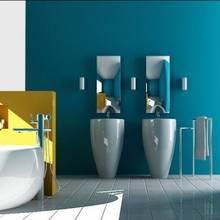 Jak pomalować łazienkę?