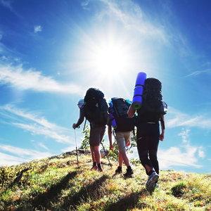 Jaki ekwipunek zabrać ze sobą w góry?