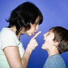 """Jak mówić dziecku """"nie""""?"""