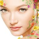 Jakich kosmetyków kwiatowych używać na problemy z cerą?