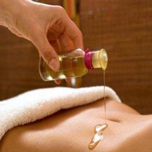 Łagodzący masaż