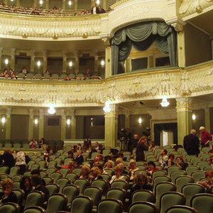 Wyjście z opery