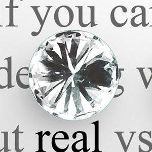 Przez diamenty niczego nie przeczytasz
