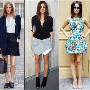 Idealnie dobrane spodnie