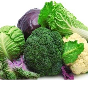Jedz warzywa krzyżowe