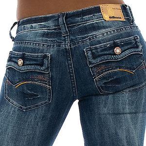Jakie kieszenie w dżinsach poprawią wygląd twoich pośladków?