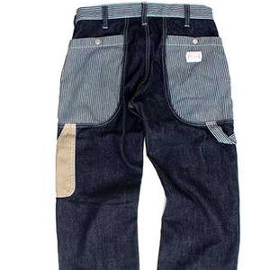 Rodzaje kieszeni w dżinsach