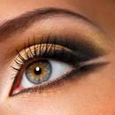 Jak ładnie pomalować oczy kredką?