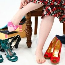 Jak dopasować do swojej stopy nowe buty?