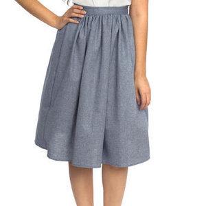 Właściwe sukienki i spódnice