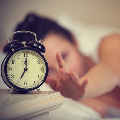 Jak nie mieć problemów z zasypianiem?