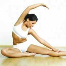 Nie nadwyrężaj mięśni