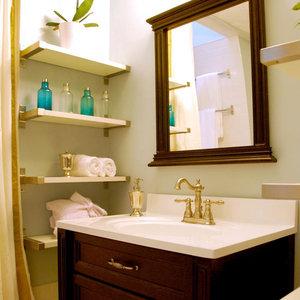 Jak umeblować małą łazienkę?