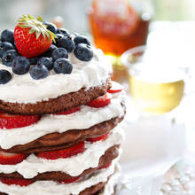 Przepis na tort czekoladowy z naleśników