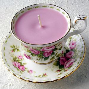 Świeczka do herbaty