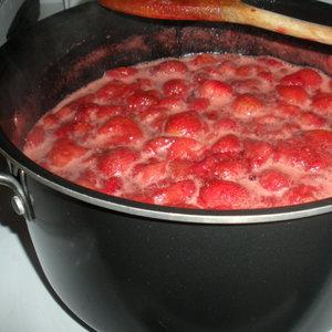Gotowanie dżemu