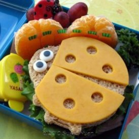 Dziecięce kanapeczki