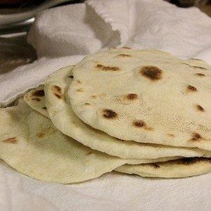 Przygotowanie tortilli