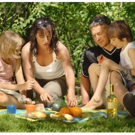 Jak zorganizować rodzinny piknik?