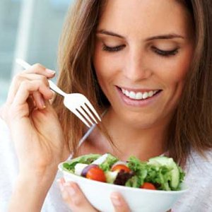 Jedz powoli i lekko