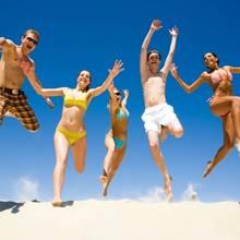 Zasady zachowania na plaży