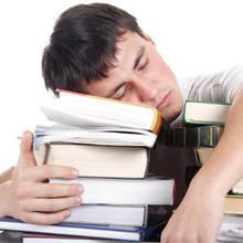 Jak nie zasnąć podczas nauki?