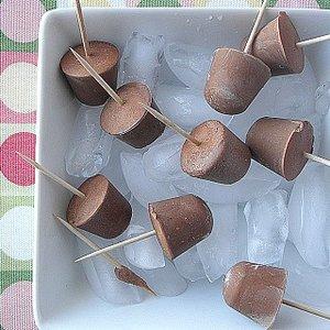 Przepis na domowe lizaki z czekolady