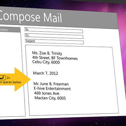 Jak pisać oficjalne e-maile?