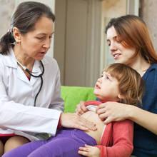 Czym może być spowodowany ból brzucha u dziecka?