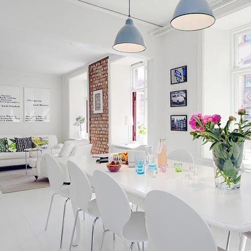 Urządzanie białego wnętrza – wskazówki i rady