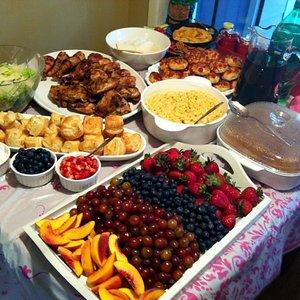 domowe przyjęcie