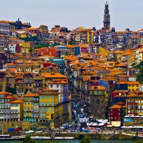Turystyczne atrakcje Porto