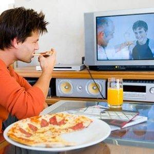 Nie jedz przed telewizorem