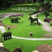ZOO w Chiang Mai