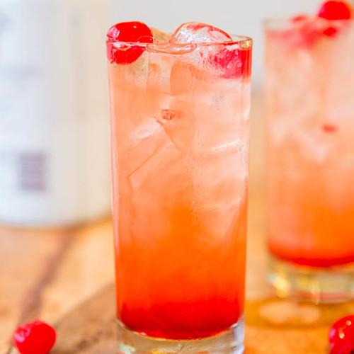 Przepis na drink Malibu Sunset