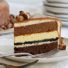 Przepis na ciasto à la baton Milky Way