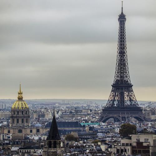 Co robić w weekend w Paryżu?