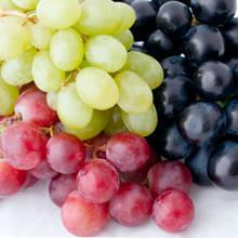 Przydatne właściwości winogron