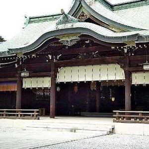 Świątynia Meiji