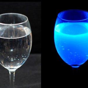 Przepis na napój świecący w nocy