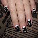 Jak pomalować paznokcie w kotki?