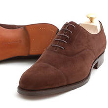 Zasady pielęgnacji butów zamszowych