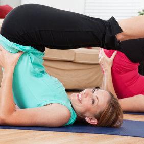 Ćwiczenia w domu – pomysły i wskazówki