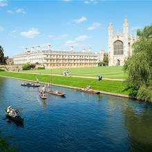 Atrakcje w Cambridge