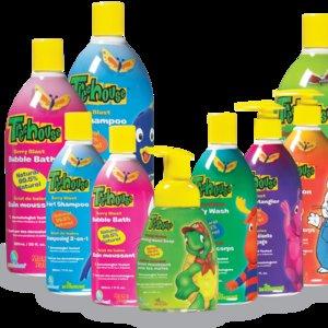 Pachnący szampon