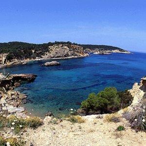 Cala Xarraca – Ibiza, Hiszpania