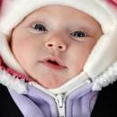 Ubieranie niemowlęcia zimą
